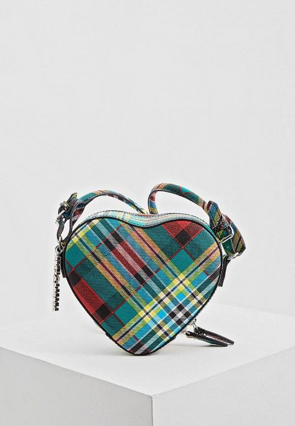 Сумка Vivienne Westwood Anglomania Vivienne Westwood Anglomania VI989BWEDDA4 vivienne westwood anglomania сумка на руку