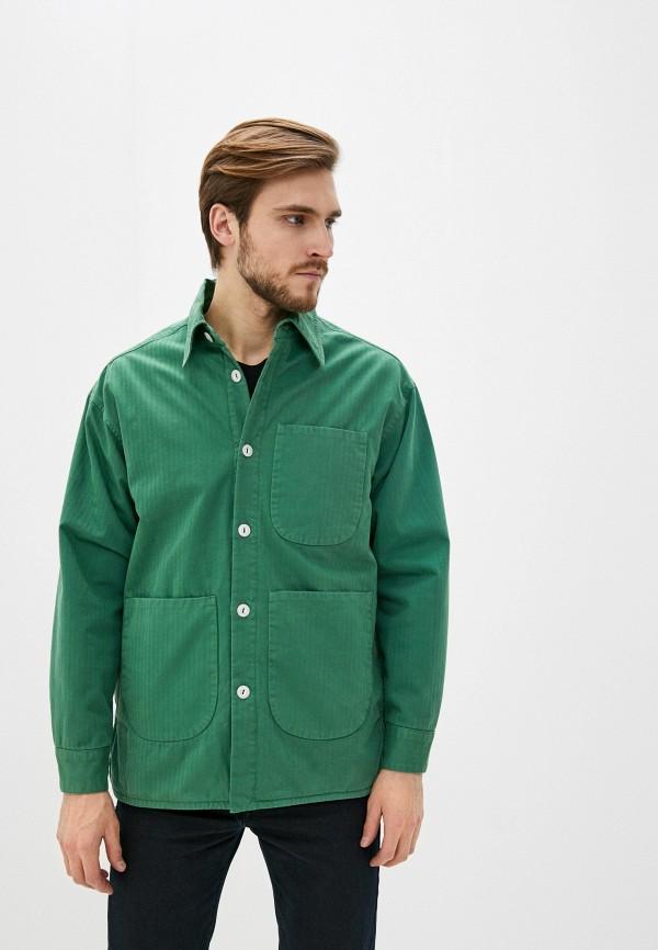мужская куртка vivienne westwood anglomania, зеленая