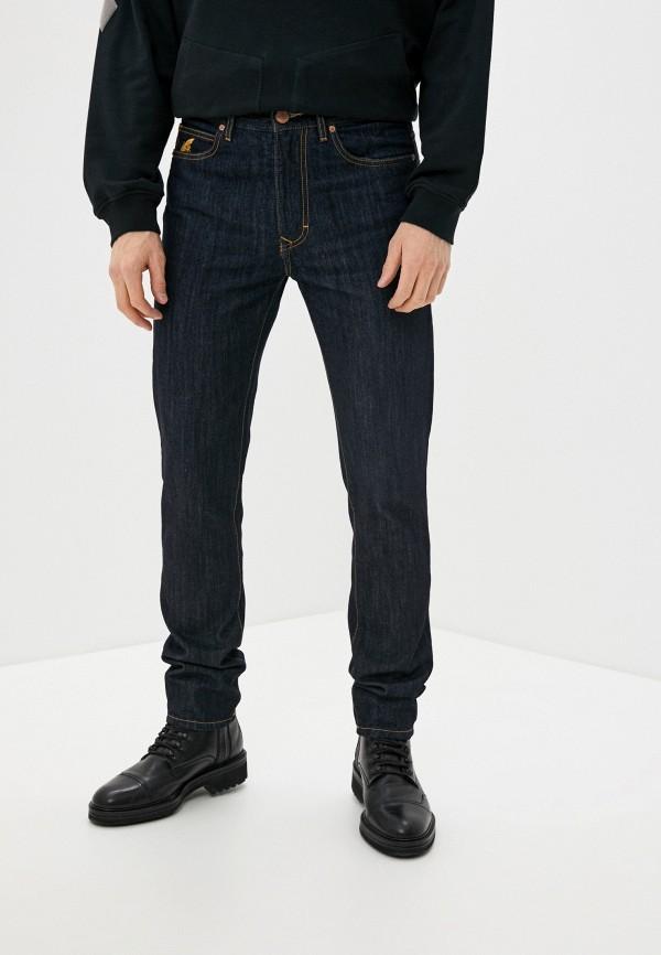 мужские зауженные джинсы vivienne westwood anglomania, синие