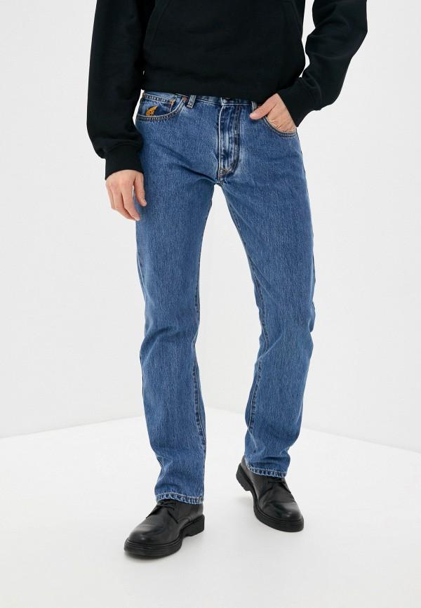 мужские прямые джинсы vivienne westwood anglomania, синие