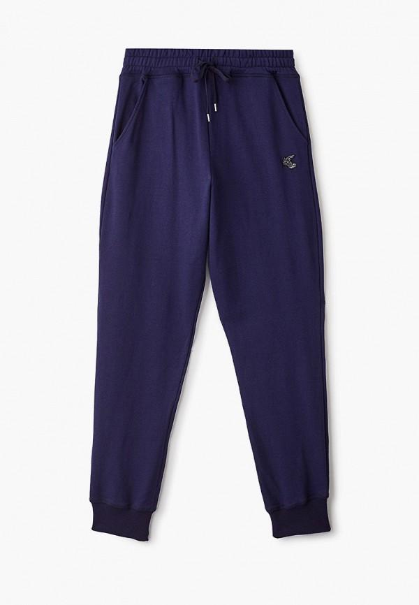 женские спортивные спортивные брюки vivienne westwood anglomania, синие