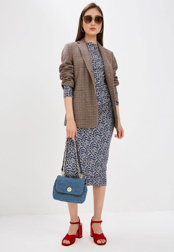 купить Платье Vivienne Westwood Anglomania Vivienne Westwood Anglomania VI989EWDLTN1 по цене 21920 рублей