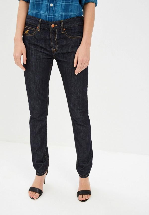 женские прямые джинсы vivienne westwood anglomania, синие