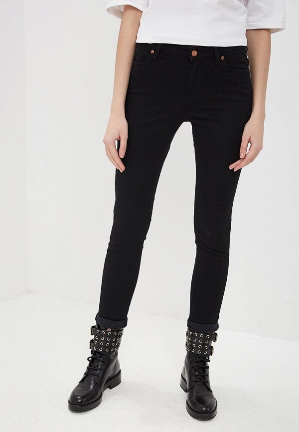 женские джинсы vivienne westwood anglomania, черные