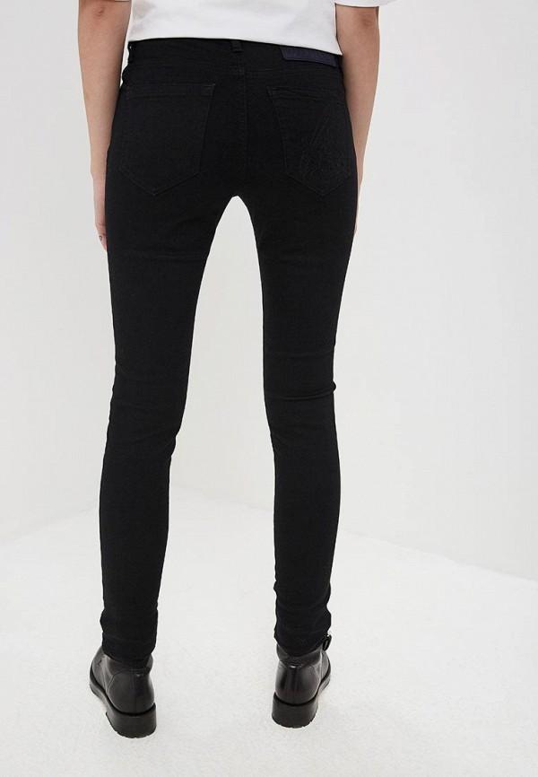 Фото 3 - женские джинсы Vivienne Westwood Anglomania черного цвета