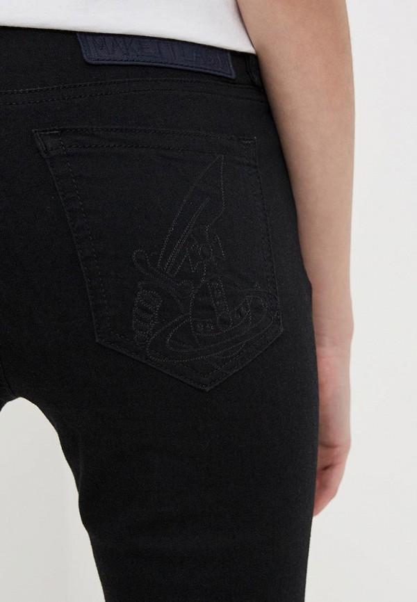 Фото 4 - женские джинсы Vivienne Westwood Anglomania черного цвета