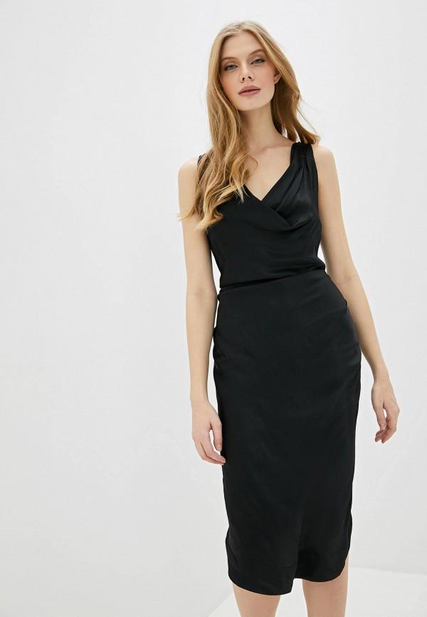 женское вечерние платье vivienne westwood anglomania, черное