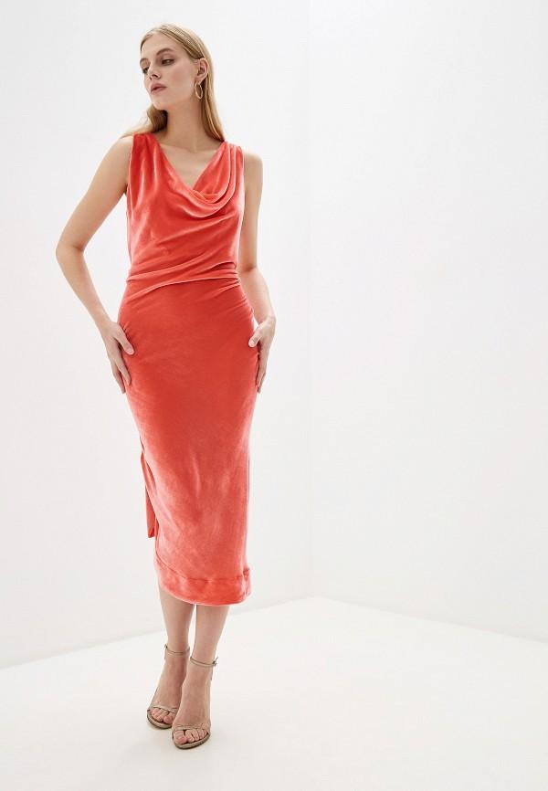 Платье Vivienne Westwood Anglomania Vivienne Westwood Anglomania VI989EWFWEO3 клатч vivienne westwood anglomania vivienne westwood anglomania vi989bwvby89
