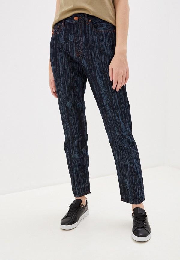 женские джинсы vivienne westwood anglomania, синие