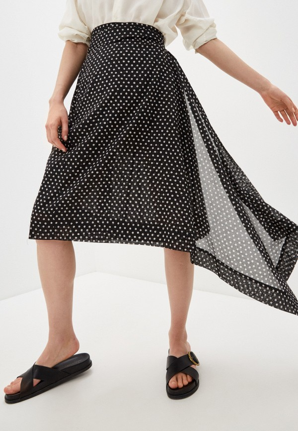 женская юбка vivienne westwood anglomania, черная
