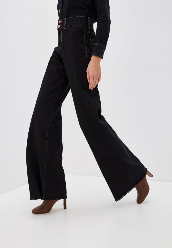 женские джинсы клеш vivienne westwood anglomania, черные