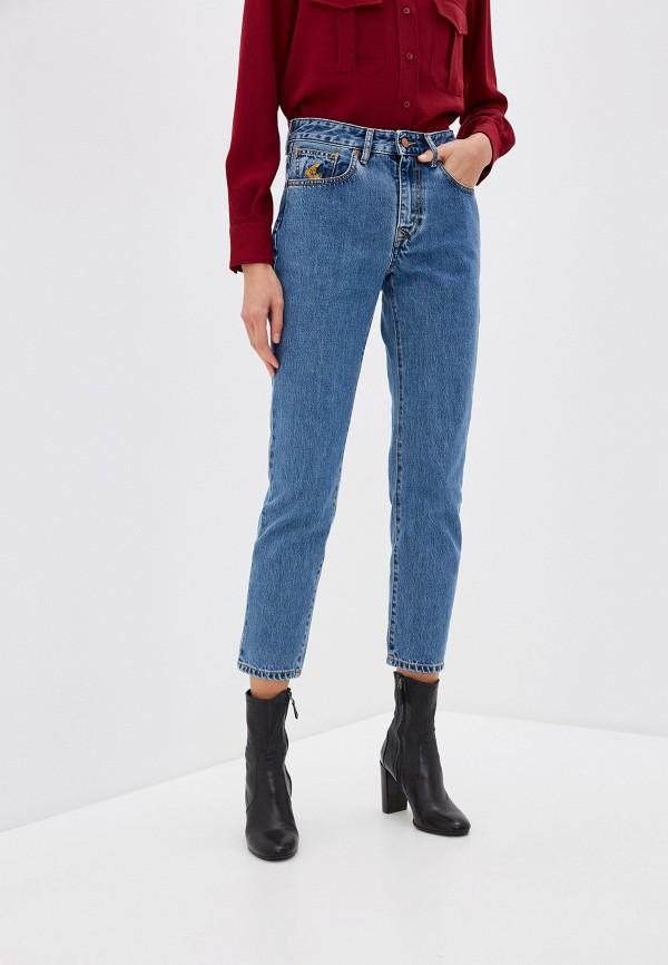 женские джинсы vivienne westwood anglomania, голубые