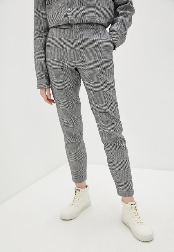 женские повседневные брюки vivienne westwood anglomania, серые