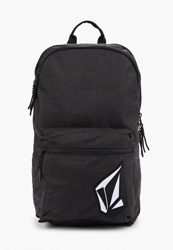 женский рюкзак volcom, черный