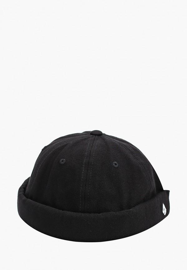 мужская шапка volcom, черная