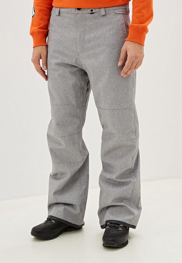 мужские брюки volcom, серые