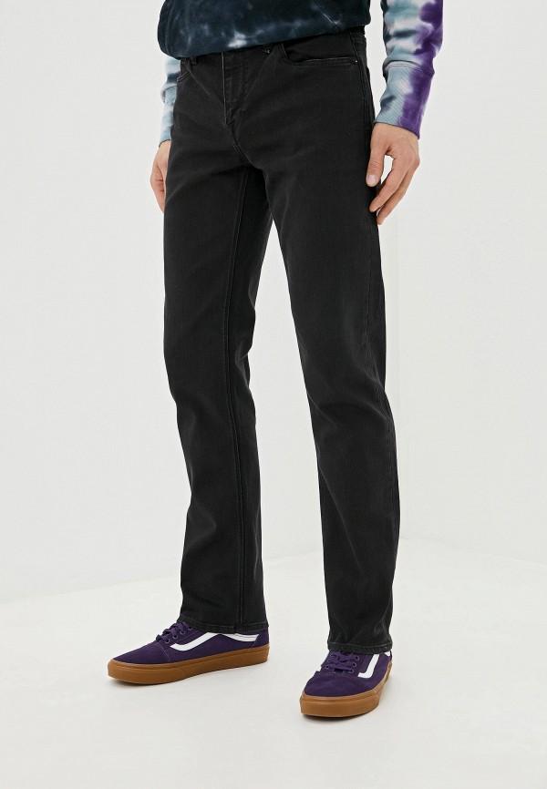 мужские джинсы volcom, черные