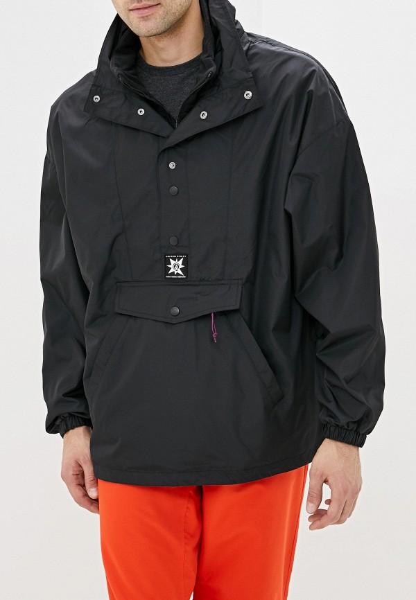 мужская куртка volcom, черная