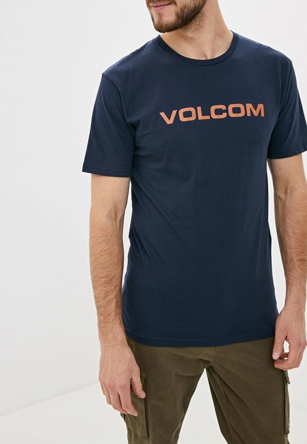 цена Футболка Volcom Volcom VO001EMHGTG1 онлайн в 2017 году