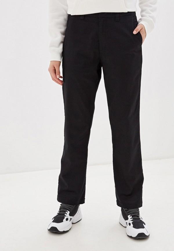 женские брюки volcom, черные