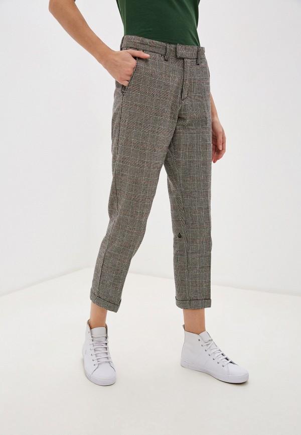 женские брюки volcom, серые