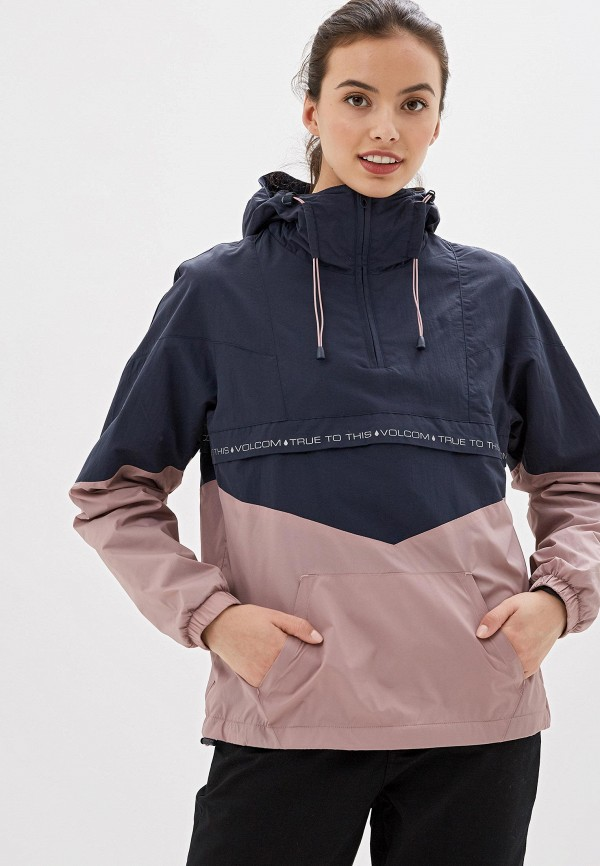 Куртка утепленная Volcom Volcom VO001EWHGTK8 цена