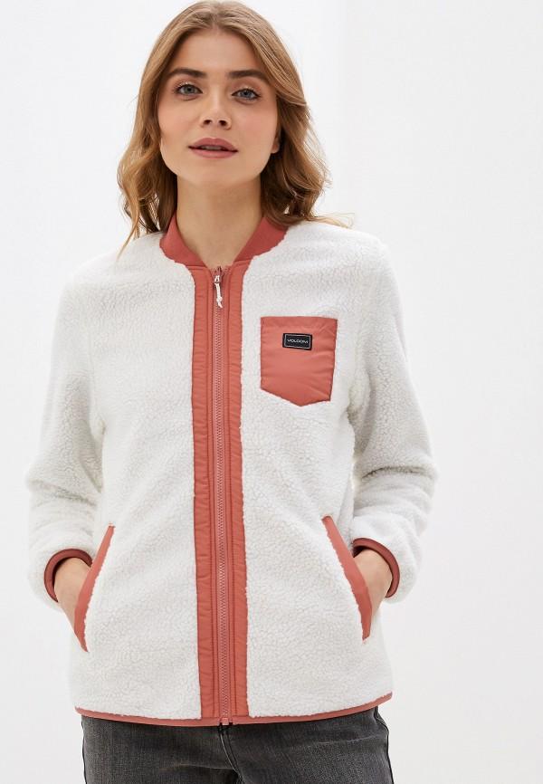 Куртка утепленная Volcom Volcom VO001EWHGTK9 цена