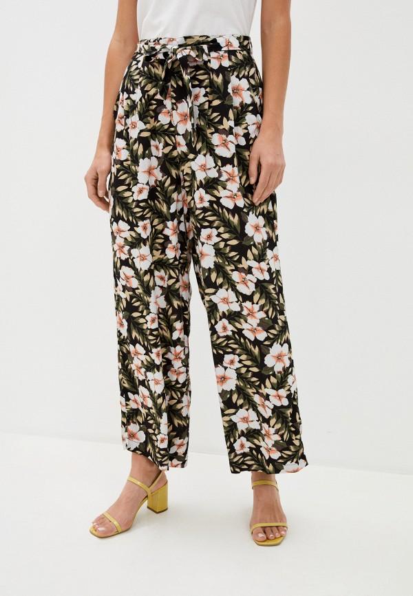 женские повседневные брюки volcom, черные