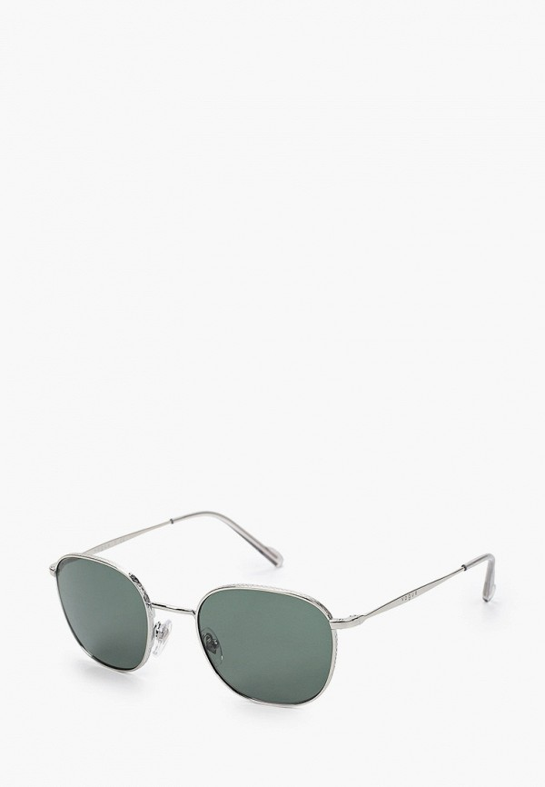 женские солнцезащитные очки vogue® eyewear, серебряные