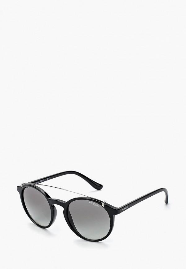 Очки солнцезащитные Vogue® Eyewear Vogue® Eyewear VO007DWABYA4 оправа vogue® eyewear vogue® eyewear vo007dwzbc55
