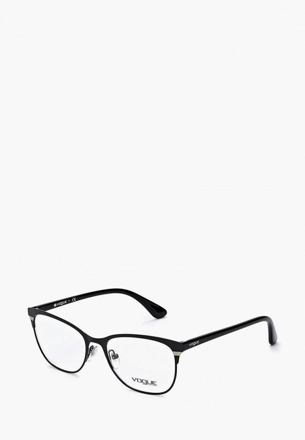 Купить Оправа Vogue® Eyewear, VO3963 352, VO007DWACEE2, черный, Осень-зима 2018/2019