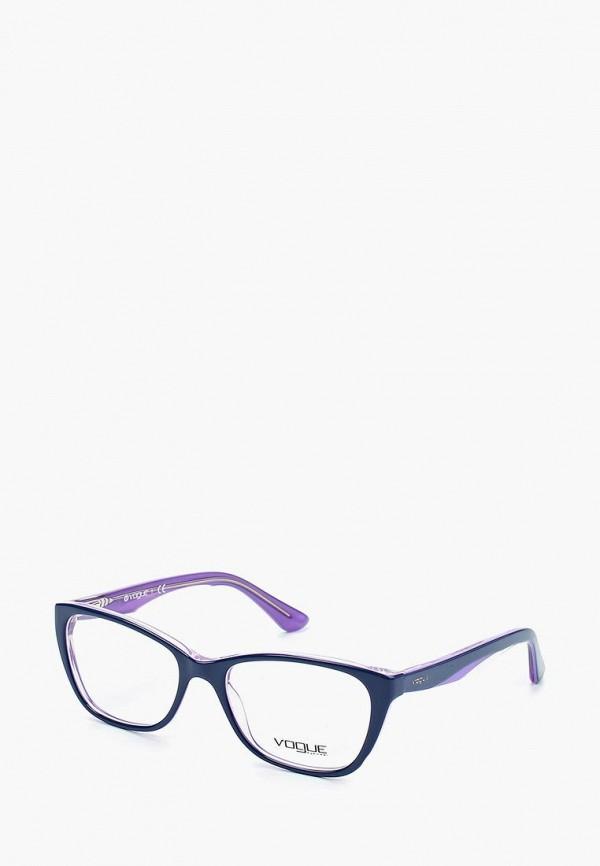 Купить Оправа Vogue® Eyewear, VO2961 2492, VO007DWACEF2, синий, Осень-зима 2018/2019