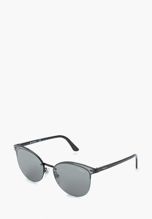 Купить Очки солнцезащитные Vogue® Eyewear, VO4089S 352/6G, vo007dwaupa3, черный, Весна-лето 2019