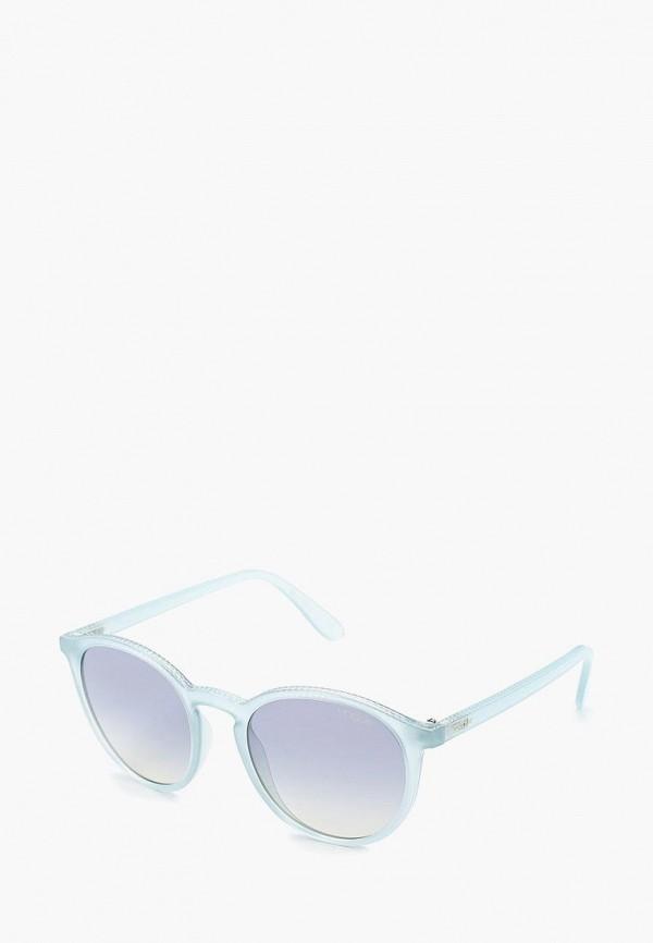 Купить Очки солнцезащитные Vogue® Eyewear, VO5215S 26087B, VO007DWAUPB5, голубой, Осень-зима 2018/2019