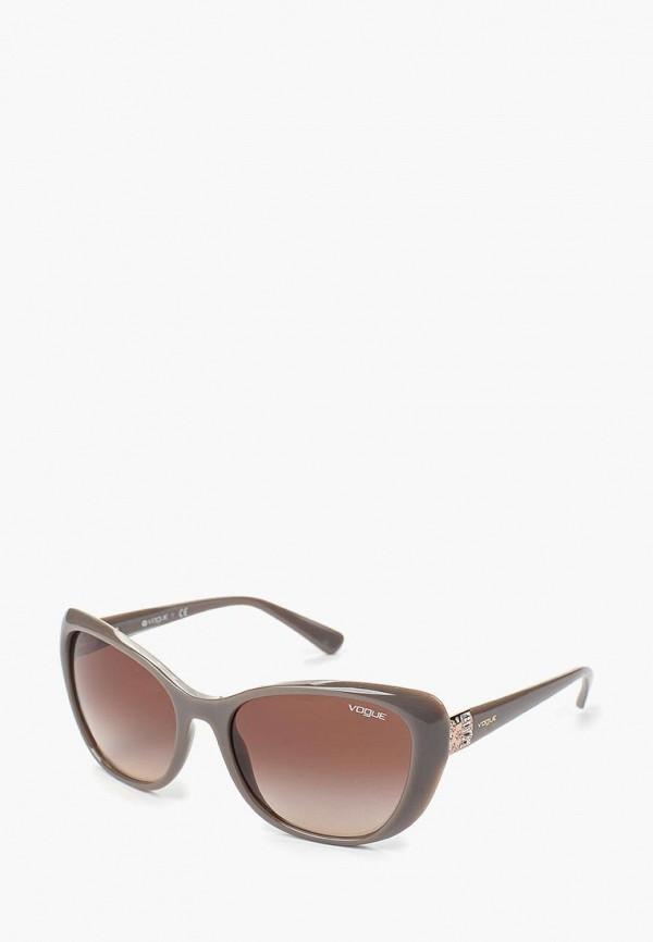 Купить Очки солнцезащитные Vogue® Eyewear, VO5194SB 259613, VO007DWAUPC2, серый, Весна-лето 2018