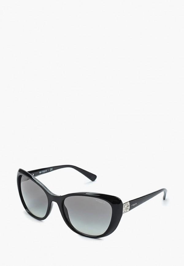 Очки солнцезащитные Vogue® Eyewear Vogue® Eyewear VO007DWAUPC3 baon весна лето 2017 vogue