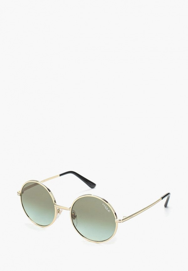 Купить Очки солнцезащитные Vogue® Eyewear, VO4085S 848/8E, vo007dwaupc5, золотой, Осень-зима 2018/2019
