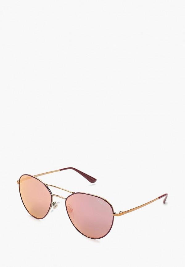 Купить Очки солнцезащитные Vogue® Eyewear, VO4060S 50854Z, VO007DWAUPD1, золотой, Осень-зима 2018/2019
