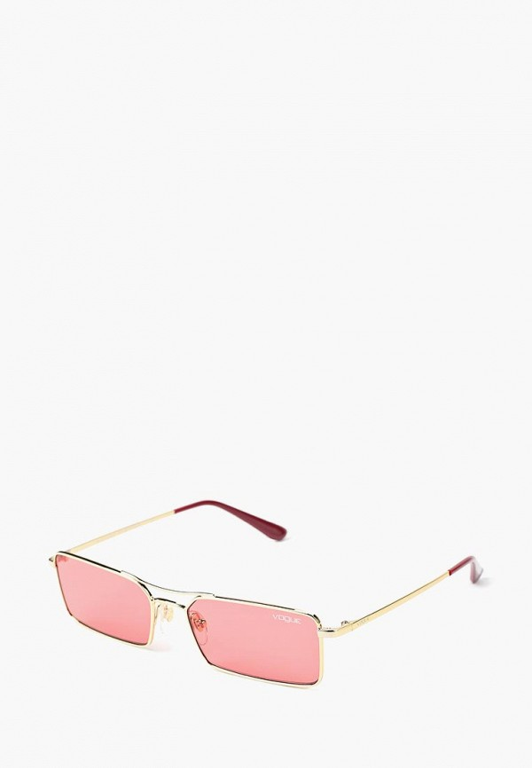 Очки солнцезащитные Vogue® Eyewear Vogue® Eyewear VO007DWBZPB8 очки солнцезащитные vogue® eyewear vogue® eyewear vo007dwtzd74