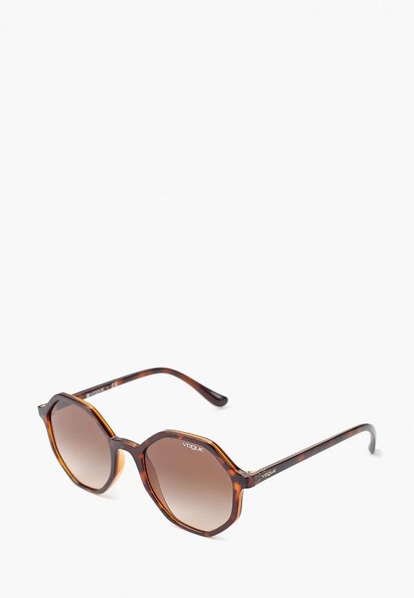 Очки солнцезащитные Vogue® Eyewear Vogue® Eyewear VO007DWBZPC6 цена