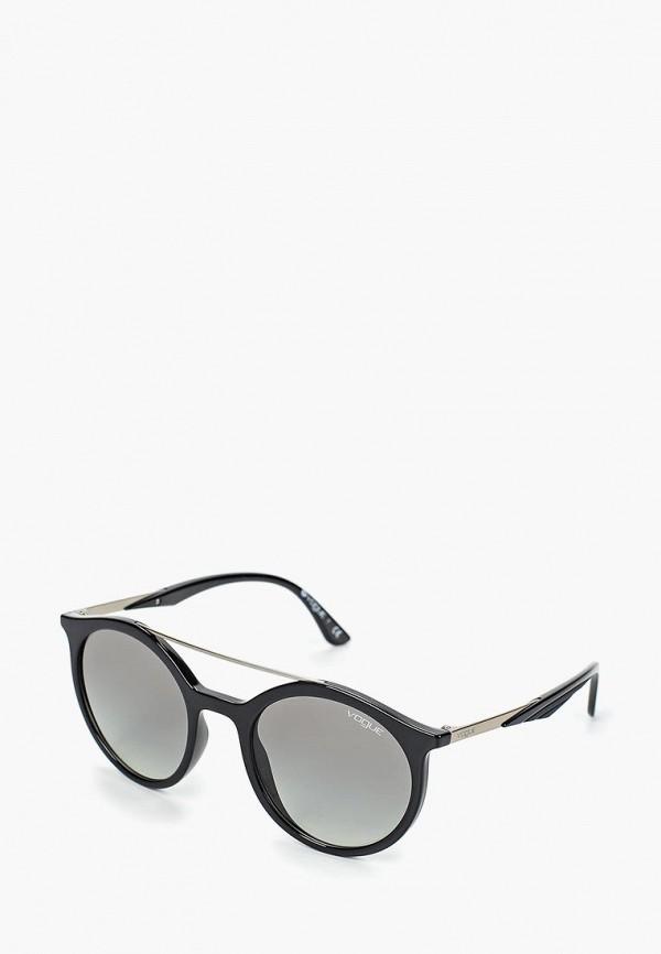 Очки солнцезащитные Vogue® Eyewear Vogue® Eyewear VO007DWDBDB5 очки солнцезащитные vogue® eyewear vogue® eyewear vo007dwtzd74