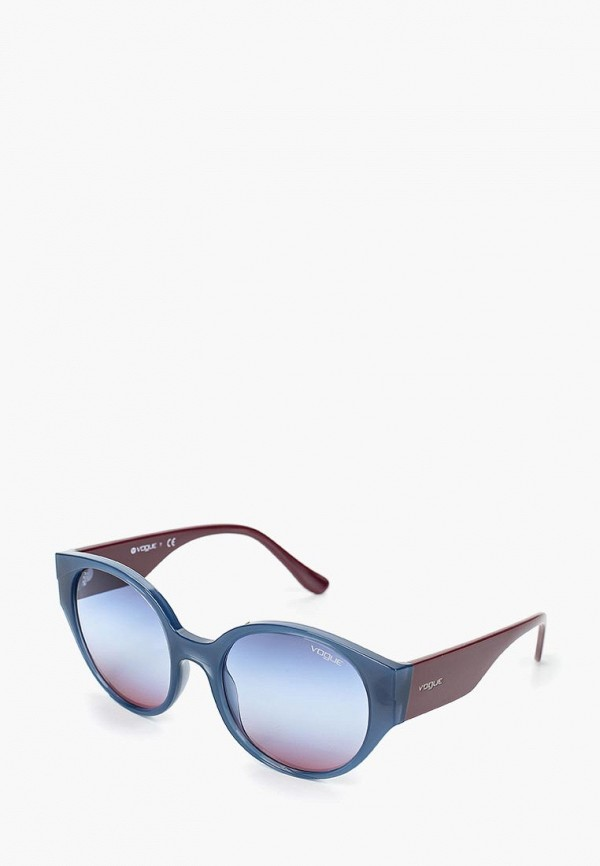 Очки солнцезащитные Vogue® Eyewear Vogue® Eyewear VO007DWDBDB9 очки солнцезащитные vogue® eyewear vogue® eyewear vo007dwtzd74