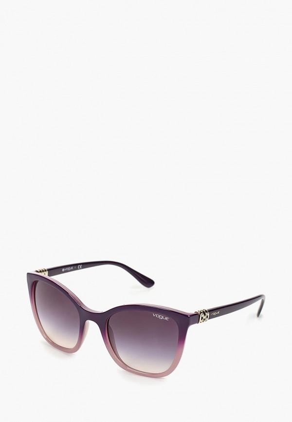 Очки солнцезащитные Vogue® Eyewear Vogue® Eyewear VO007DWDBDD5 очки солнцезащитные vogue® eyewear vogue® eyewear vo007dwtzd74