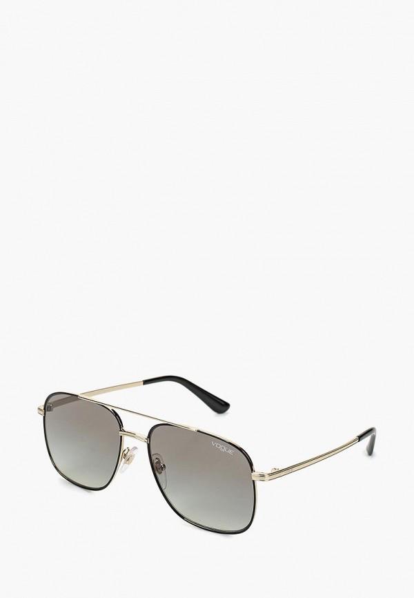 Очки солнцезащитные Vogue® Eyewear Vogue® Eyewear VO007DWDBDE6 очки солнцезащитные vogue® eyewear vogue® eyewear vo007dwtzd74
