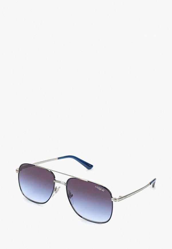 Очки солнцезащитные Vogue® Eyewear Vogue® Eyewear VO007DWDBDE8 очки солнцезащитные vogue® eyewear vogue® eyewear vo007dwtzd74