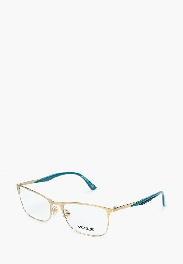 Купить Оправа Vogue® Eyewear, vo007dwdbde9, серебряный, Весна-лето 2019