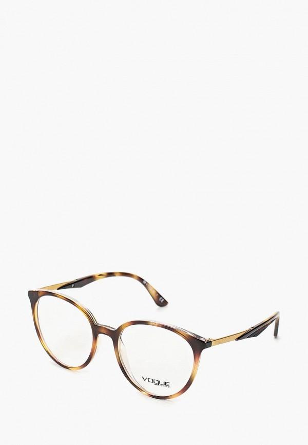 Купить Оправа Vogue® Eyewear, vo007dwdbdf3, коричневый, Весна-лето 2019
