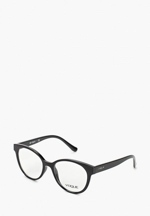 Купить Оправа Vogue® Eyewear, vo007dwdbdg7, черный, Весна-лето 2019