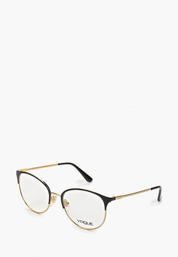 Купить Оправа Vogue® Eyewear, vo007dwdbdh0, черный, Весна-лето 2019