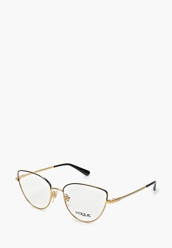 Купить Оправа Vogue® Eyewear, vo007dwdbdh3, золотой, Весна-лето 2019